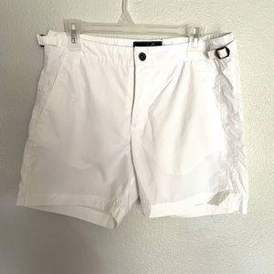 RIVIERA White swim shorts by cotton on size S